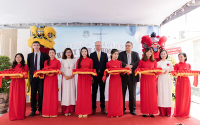 FIPS-FinlandWay celebrates Grand Opening with Ribbon Cutting Ceremony in Ho Chi Minh City