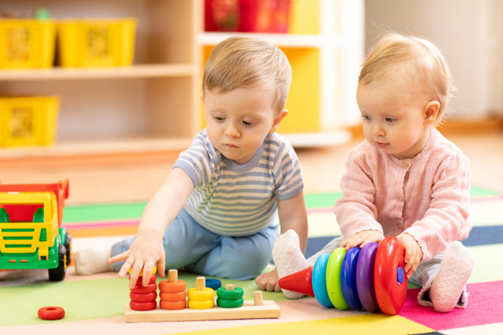 children are seen as active agents of learning and competent learners